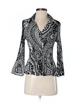Allison Taylor Long Sleeve Blouse Size S