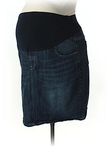 Old Navy - Maternity Denim Skirt Size 16 (Maternity)