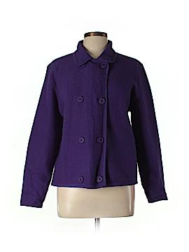 Valerie Stevens Wool Coat Size L