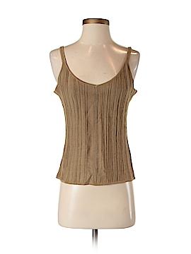 Nic + Zoe Sleeveless Silk Top Size S