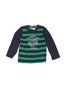 Jean Bourget Long Sleeve T-Shirt Size 4