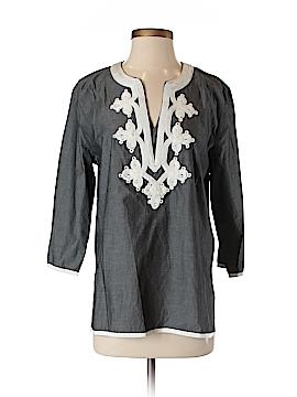 IMAN 3/4 Sleeve Blouse Size S