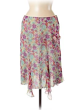 Blumarine Silk Skirt Size 42 (IT)