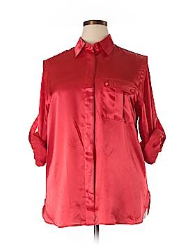 Josephine Long Sleeve Blouse Size 18 (Plus)