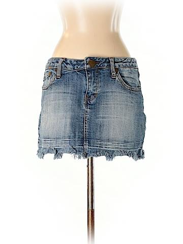 Zena Jeans Denim Skirt Size 11