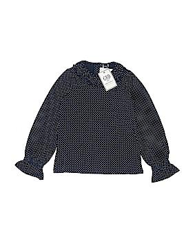Girandola Long Sleeve Top Size 10