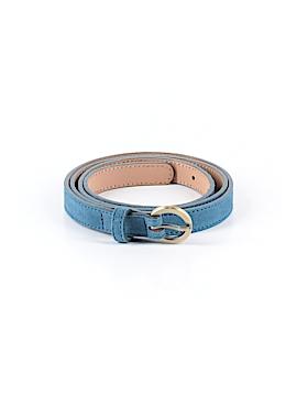 Garnet Hill Leather Belt Size S