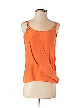 Leifsdottir Sleeveless Silk Top Size 2