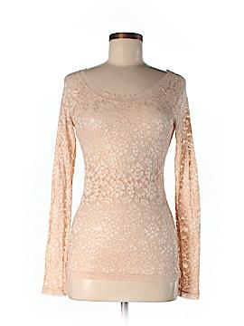 Moda International Long Sleeve Top Size S