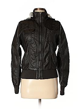 YMI Faux Leather Jacket Size M