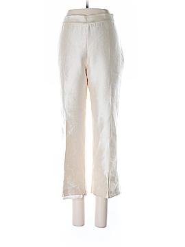 Monique Lhuillier Silk Pants Size 8