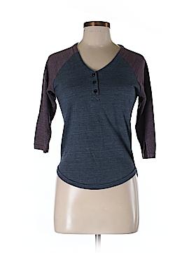 ALTERNATIVE 3/4 Sleeve Henley Size XS
