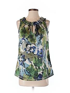 Simply Vera Vera Wang Sleeveless Blouse Size XS