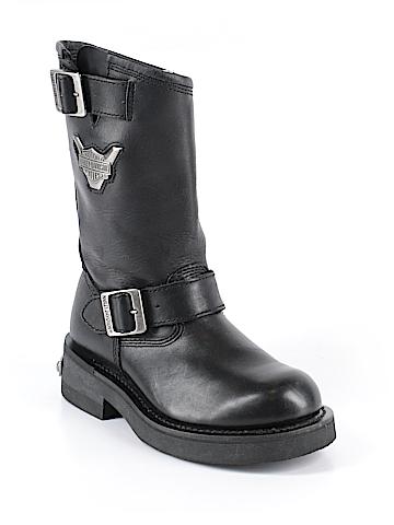 Harley Davidson Boots Size 6