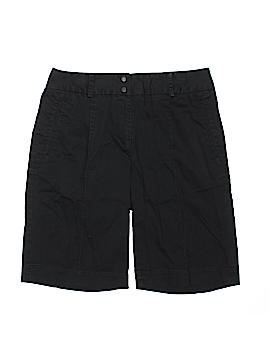 Lizwear by Liz Claiborne Khaki Shorts Size 6