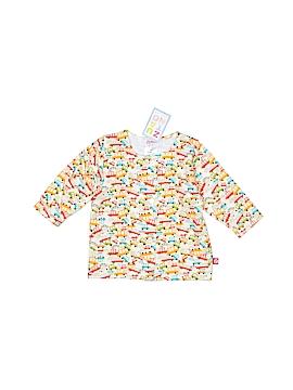 Zutano Long Sleeve Button-Down Shirt Size 6 mo