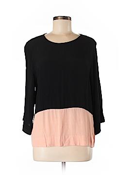 Sam & Lavi 3/4 Sleeve Blouse Size M