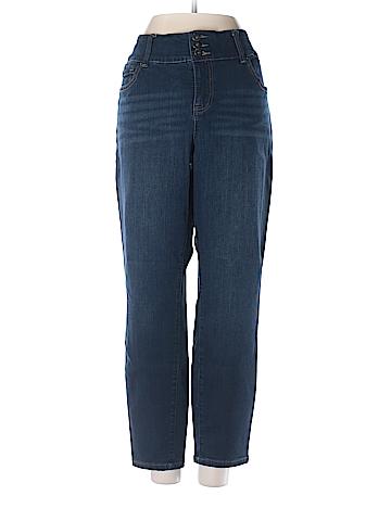 Torrid Jeans Size 18 Plus short (Plus)