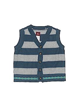 Tea Sweater Vest Size 12-18 mo