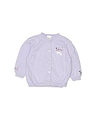 Little Me Girls Cardigan Size 9 mo