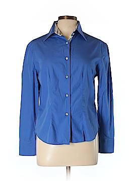 Julia Long Sleeve Button-Down Shirt Size 50 (EU) (Plus)