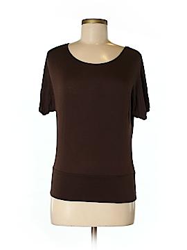 Basic House Short Sleeve Top Size S