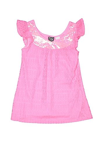 Pogo Club of NY Short Sleeve Top Size 10 - 12