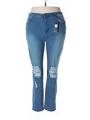 Boohoo Boutique Jeans Size 20 (Plus)