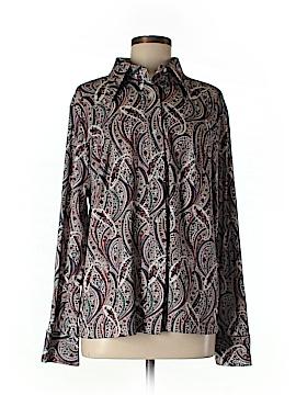 Sears Long Sleeve Blouse Size 40 (EU)
