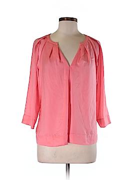 DKNYC 3/4 Sleeve Blouse Size M