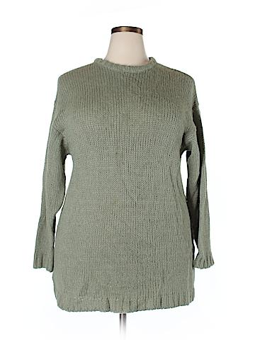 Emporio Armani Pullover Sweater Size 28 (Plus)