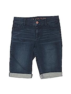 Juicy Couture Denim Shorts Size 0