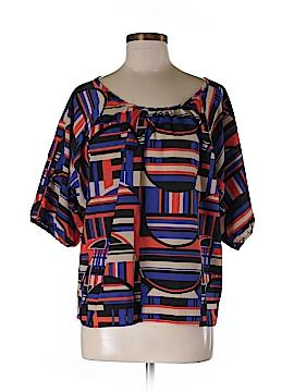 Ophelia Short Sleeve Blouse Size M