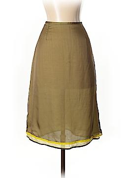 Yansi Fugel Silk Skirt Size 8