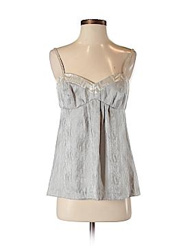 Trina Turk Sleeveless Silk Top Size 4