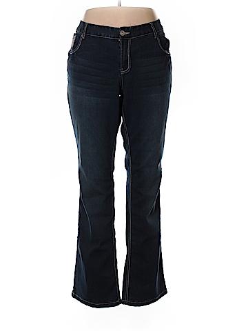 Rhythm In Blues Jeans Size 20 (Plus)