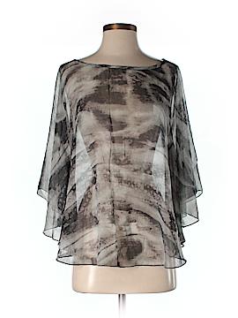 Bellatrix 3/4 Sleeve Silk Top Size M