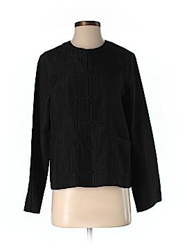 Eileen Fisher Long Sleeve Silk Top Size S