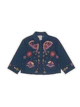 Cornelloki Denim Jacket Size 3 - 4