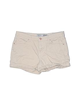 Denim Co Khaki Shorts Size 4