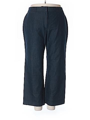 Larry Levine Casual Pants Size 20 (Plus)