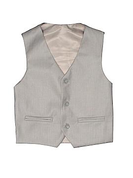 Tazio Tuxedo Vest Size 5