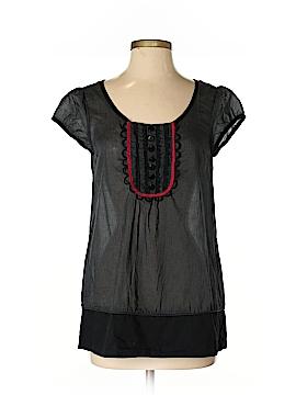 KensieGirl Short Sleeve Blouse Size S