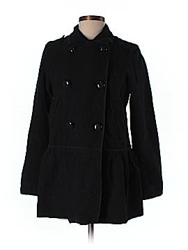 Sonia by Sonia Rykiel Wool Coat Size 34 (FR)