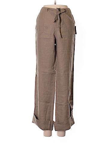 Cynthia Rowley for Marshalls Linen Pants Size 4