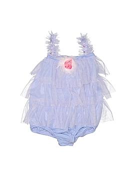 Victoria KIds Short Sleeve Onesie Size 6-12 mo