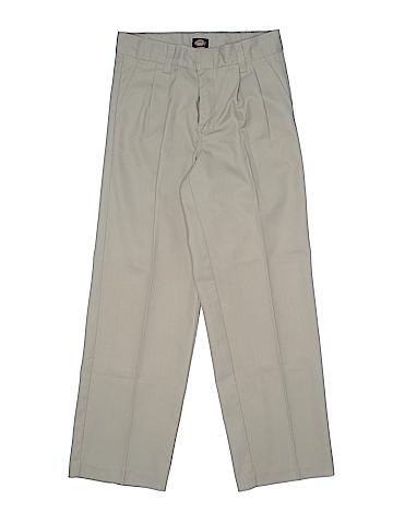 Dickies Khakis Size 8