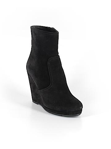 Prada Linea Rossa Ankle Boots Size 36.5 (EU)