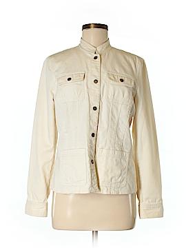 Jones New York Signature Denim Jacket Size M