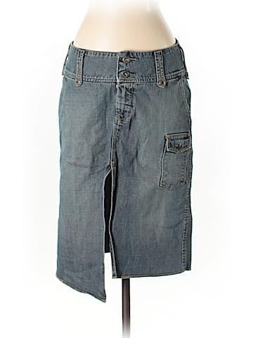 Silver Jeans Co. Denim Skirt 29 Waist